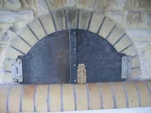 Porte De Four A Pain : fabrication de mon four pain la porte un grand merci ~ Dailycaller-alerts.com Idées de Décoration