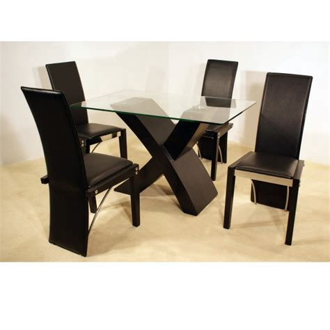 cheap dining table and 4 chairs cheap heartlands arizona beech glass dining table set 4