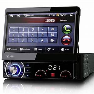 Mise A Jour Gps Nissan Qashqai : 7 single din car radio dvd cd player stereo gps satnav uk europe bluetooth ipod ebay ~ Melissatoandfro.com Idées de Décoration
