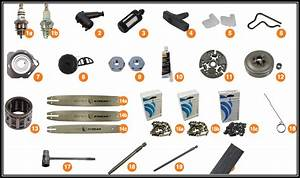 Stihl 019t And Ms 191t Chainsaws Parts