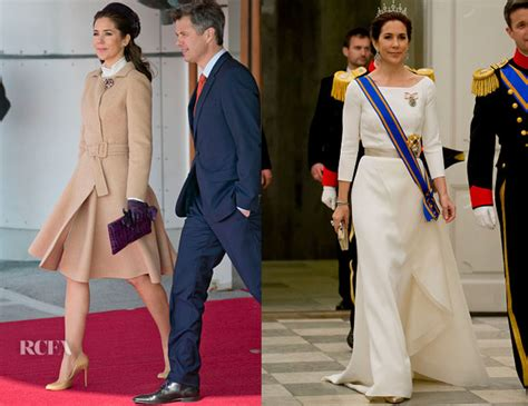 Crown Princess Mary Of Denmark-queen Maxima And King