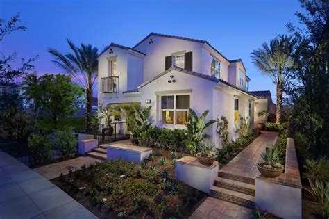 Arizona Tile Mission Viejo Ca by Forester Plan At Meritage Homes At Sendero Rancho