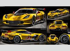 Chevrolet Corvette C7R 2015 pictures, information & specs