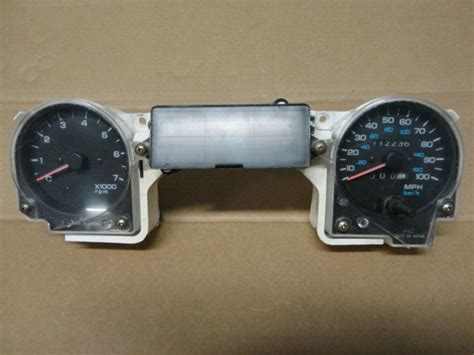 jeep speedometer find 92 93 94 95 jeep wrangler yj speedometer tach gauge
