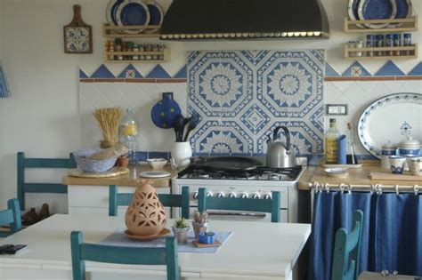 vintage estilo retro clasico en la cocina