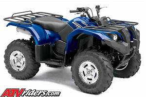 New 2011 Yamaha Grizzly 450 With Eps  U0026 Raptor 125 Atv Announced