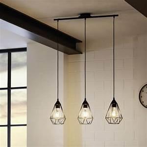 Www Click Licht De : auffallende pendelleuchte tarbes 3 flg l 790 in versch stylische pendelleuchten vintage ~ Indierocktalk.com Haus und Dekorationen