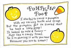 Pumpkin Poop - FREE Printable - Happy Home Fairy
