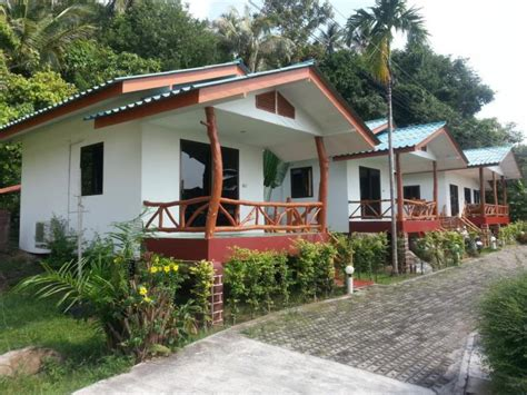 Green Peace Bungalows In Koh Phangan  Room Deals, Photos