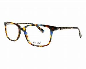 Acheter Des Lunettes De Vue : acheter des lunettes de vue guess gu 2612 092 visionet ~ Melissatoandfro.com Idées de Décoration
