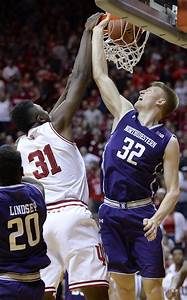 IU vs Northwestern men's basketball photo gallery ...