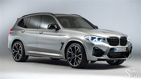 Check Out The New Bmw X3m Competition!