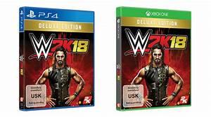 Vorbestellen WWE 2K18 Deluxe Edition PlayStation 4