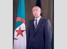 L'assassinat du président algérien Mohamed Boudiaf le 29