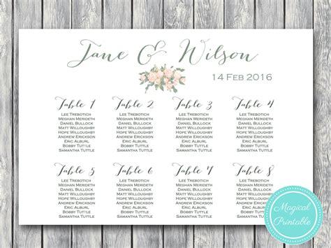 custom wedding seating chart  wedding seating charts