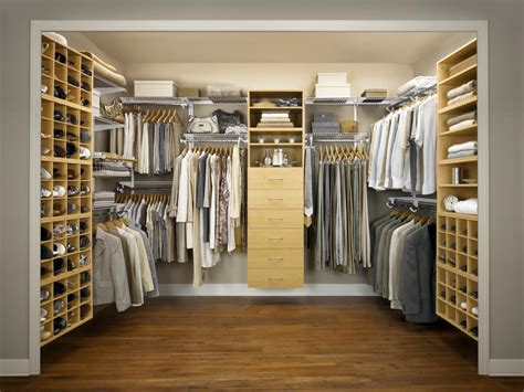 Closet Ideas by Master Closet Design Ideas Hgtv