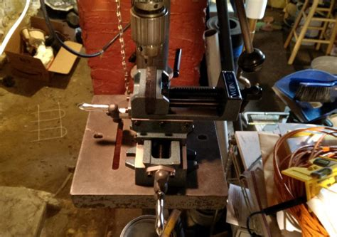 opinions  mounting drill press vise