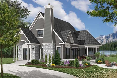 House Plans With Screened Porches by Marvelous Screened Porch 2169dr Architectural Designs