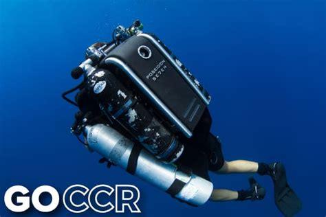 Padi Rebreather Courses Poseidon Ccr Utila Honduras