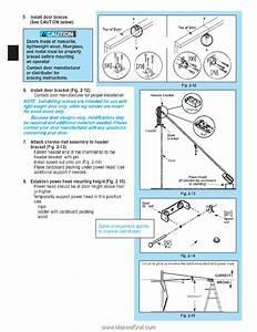 Promax Stealth Garage Door Opener Manual