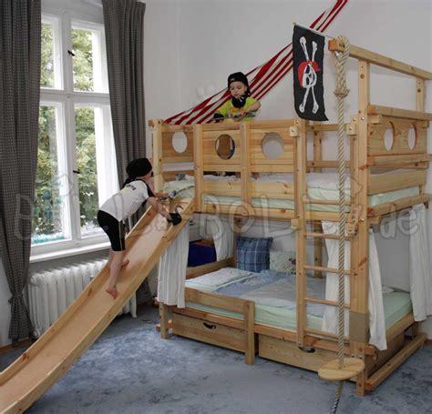 stockbett mit rutsche etagenbett f 252 r kinder kaufen billi bolli