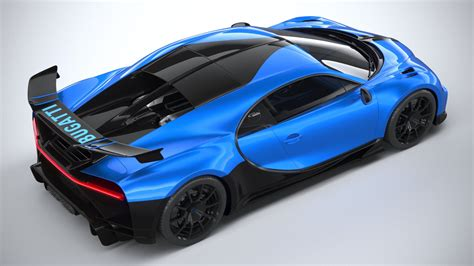 For 2021, bugatti has added the pur sport model to its lineup. Bugatti Chiron Pur Sport 2021
