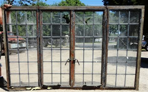 steel frame windows recycling   architectural