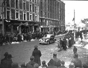 Medecin Noisy Le Sec : le g n ral de gaulle noisy le sec 28 janvier 1945 noisy le sec histoire ~ Gottalentnigeria.com Avis de Voitures