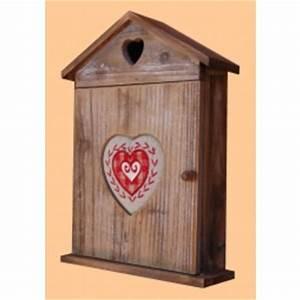Boite A Cles Bois : boite a cles bois dans objet d coratif achetez au meilleur prix avec publicit ~ Melissatoandfro.com Idées de Décoration