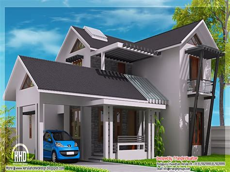 modern house roof designs flat roof design sloping roof