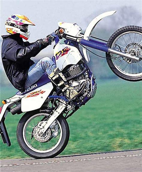 Suzuki Dr350 Specs by Suzuki Dr350 1992 1999 Review Speed Specs Prices Mcn