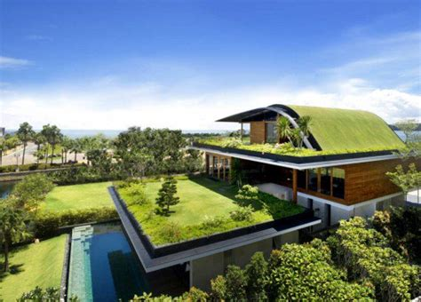 Environmentally Friendly Houses Top Eco Homes In The