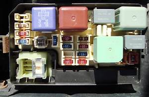 Toyota Corolla 1999 Fuse Box - Car Talk