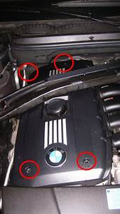 2007-2010 X3 N52 Valve Cover Replacement Diy