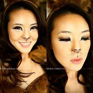 Lion Halloween Makeup For Men