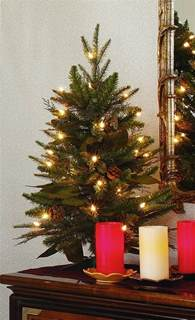 best artificial tabletop christmas tree