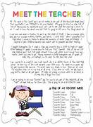 5 Best Images Of Welcome Letter Printable From Teacher Welcome Back Letter To Students From Teacher 1000 Images About Letters Home To Parents On Pinterest Back To School Welcome Letter Home