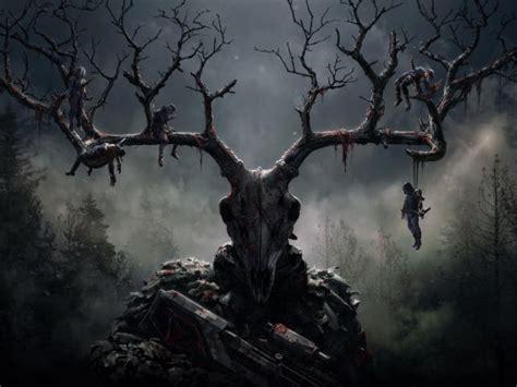 deathgarden bloodharvest wallpaper hd games  wallpapers