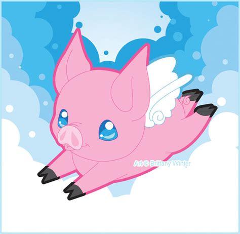 .:Flying Pig 2:. by PhantomCarnival on DeviantArt