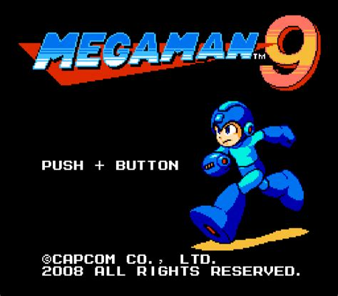 Game Mega Man 9 [wii, 2008, Capcom]  Oc Remix