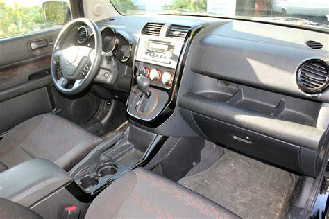 honda element interior  powerful engine car interiors