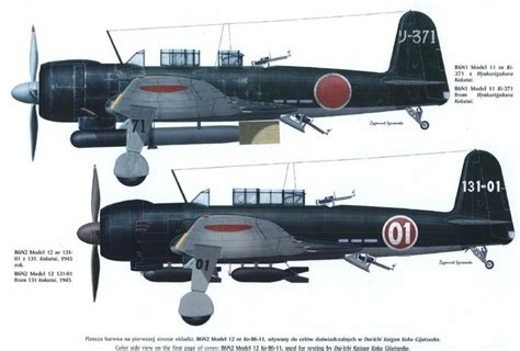 62 Best Planes  Nakajima B6n Tenzan Images On Pinterest