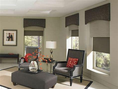Fenster Gestalten by Moderne Fensterdeko F 252 R Eine Vornehme Atmosph 228 Re Im Raum