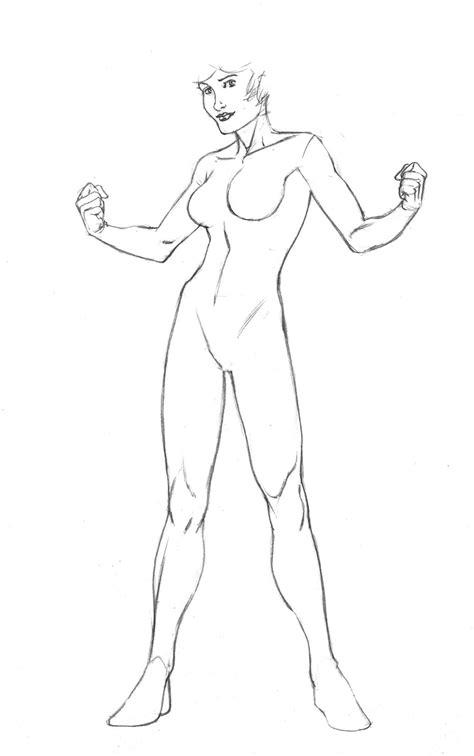sketch templates robert atkins character turnarounds and figure templates
