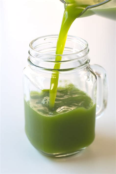 detox green juice simple vegan blog