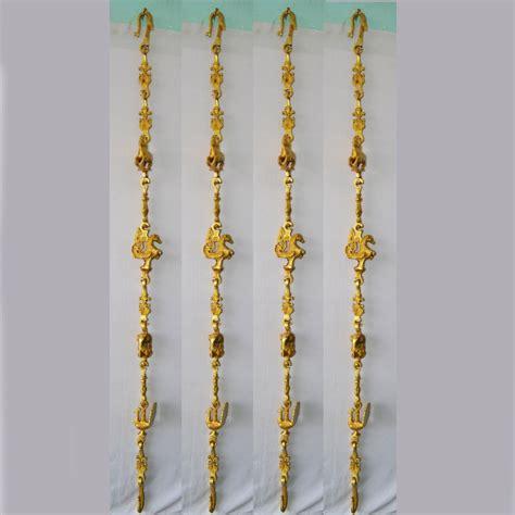 brass jhula chain set garden furniture 7 5 buy