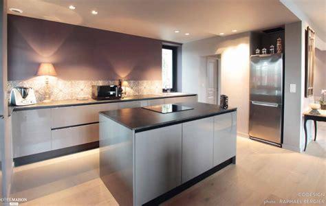 cuisine à vivre rénovation complète d 39 une maison à nantes cödesign