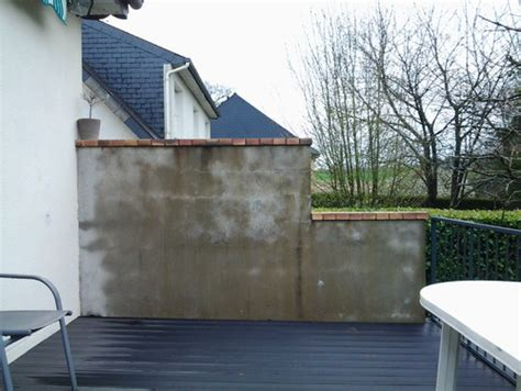 Amenagement Mur Terrasse