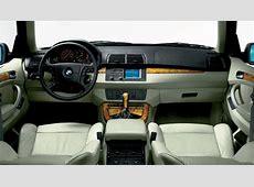 2003 BMW X5 Cockpit Picture Pic Image