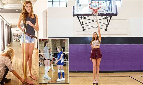 Chase Kennedy Claims She Has The Longest Legs In The World With Inch Pins Daily Mail Online